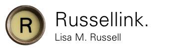 Russellink. logo