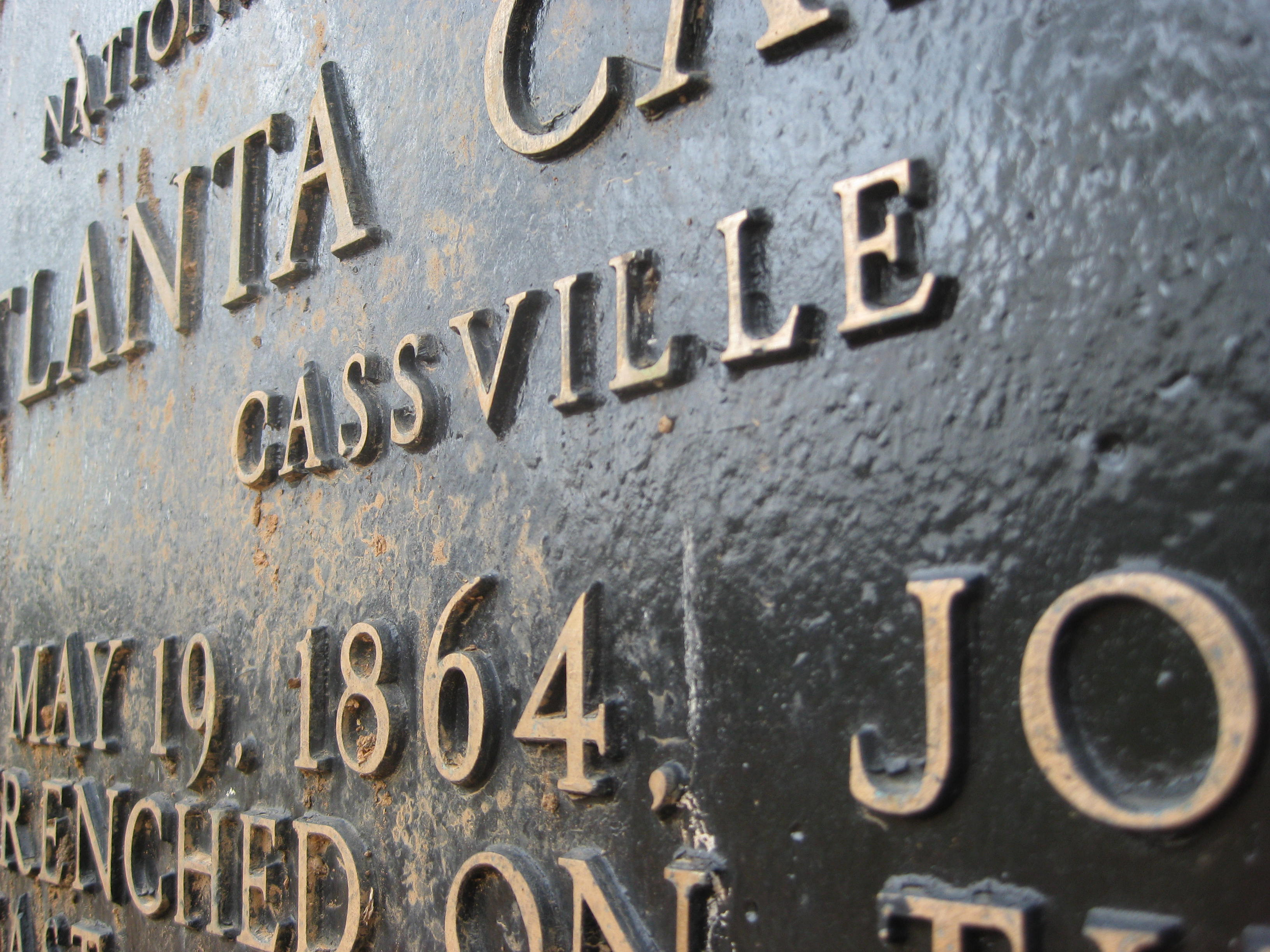 It's always been about you – Cassville