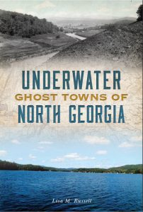 Cover Underwater Ghost Towns of North Georgia