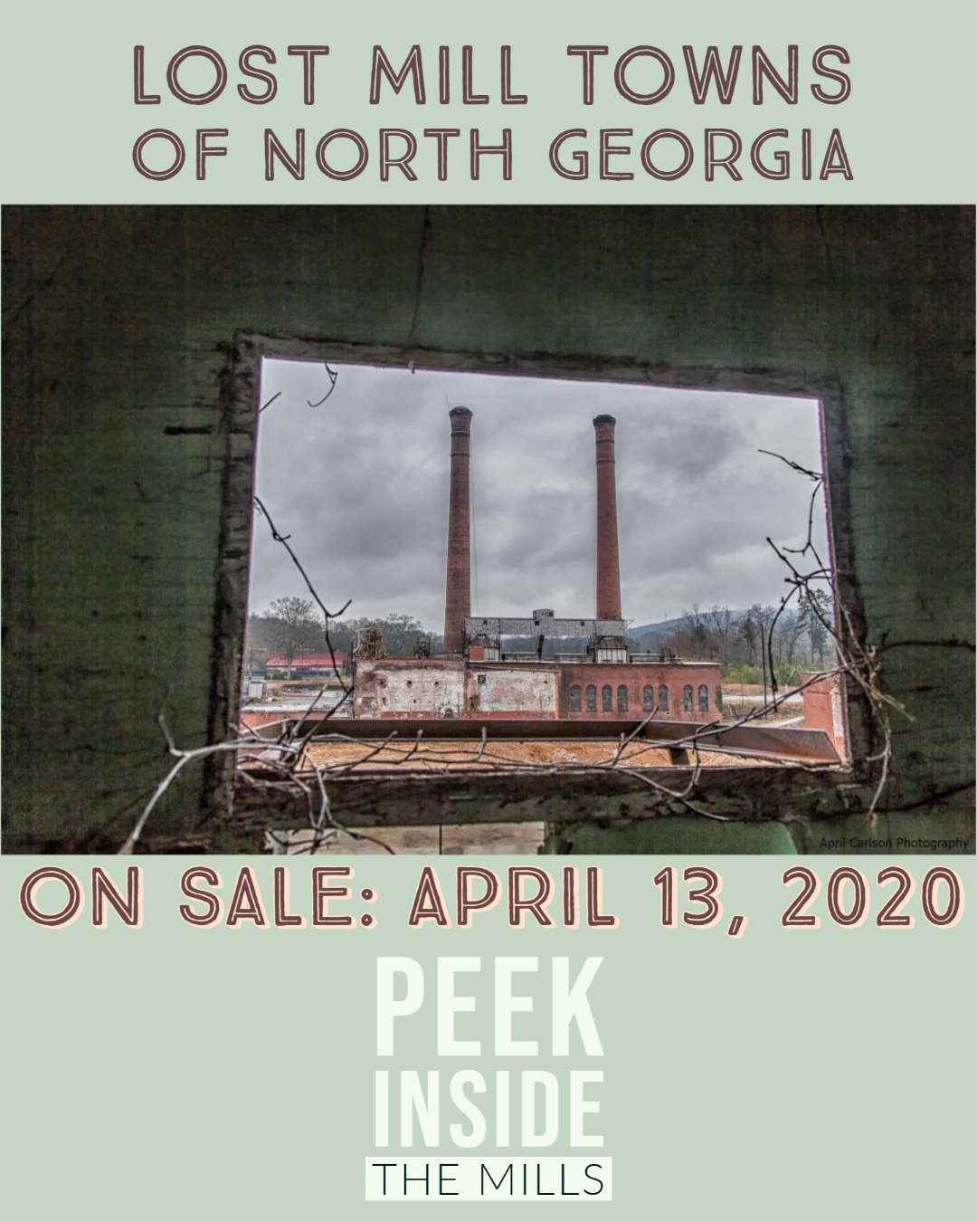 "Sample Chapter of ""Lost Mill Towns of North Georgia"""
